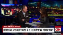 How Sam Nunberg took over cable news with his Mueller ranting