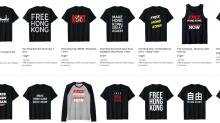 China nationalists hijack pro-Hong Kong Amazon listings