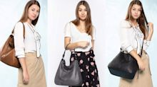 Amazon's bestselling vegan leather handbag is on sale now for just $40: 'I absolutely love this bag!'