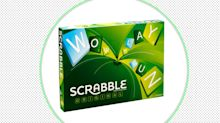 Small buy to make your day: Scrabble, the board game that never gets boring