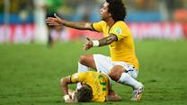 Brazil look to overcome Neymar injury against Germany
