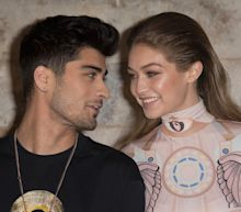 Gigi Hadid shows off her pregnancy belly in new Instagram photos