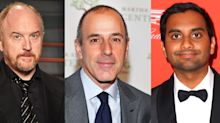 Louis C.K., Matt Lauer, and Aziz Ansari all resurface: Is it already comeback time for the men of #MeToo?