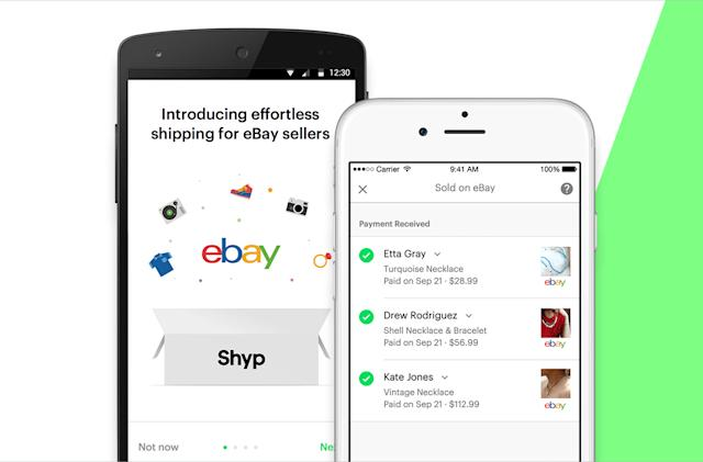 Shyp will now deliver your eBay packages, with no fee