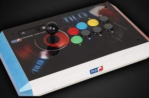 Mad Catz making official MLG FightSticks and controllers