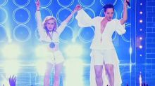 Johnny Weir gets the gold on Winter Olympics 'Lip Sync Battle'
