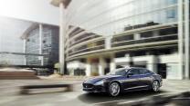 車壇直擊—Maserati Quattroporte 330HP上市發表