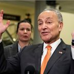 Yes, Chuck Schumer has spent more than $8,600 on cheesecake. He's 'guilty as charged.'