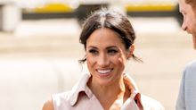 Meghan Markle Swaps Nude Nails for a Royally Pretty New Manicure Shade