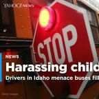 Drivers in Idaho harass buses of immigrants' children on their way to pre-school