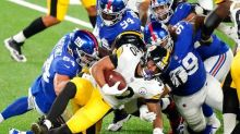 Steelers RB Conner: Balky Ankle Heading In Right Direction