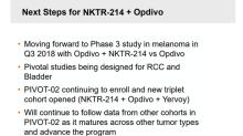 Wall Street Is Still Positive on Nektar's Immuno-Oncology Drug
