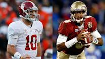 What if college football playoff started this year?