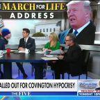 President Trump slams Democrats' 'radical' stance on abortion