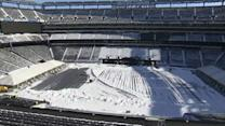NFL Officials Prepare for Possible Bad Weather