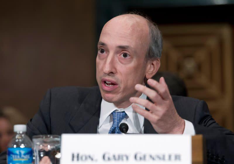 Biden taps Gensler to work on Wall Street oversight review - source