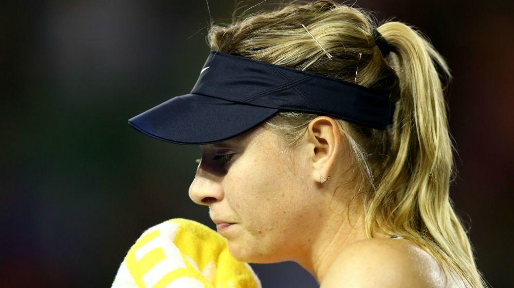 'She is starting at ground zero' - WTA chief defends Sharapova wildcards