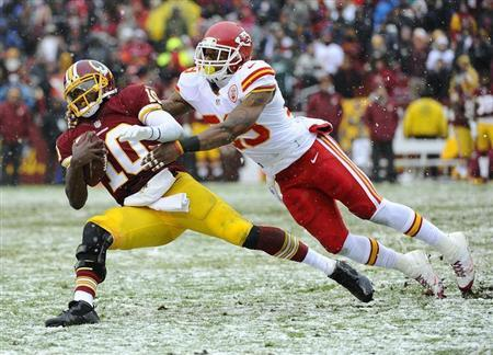 NFL: Kansas City Chiefs at Washington Redskins
