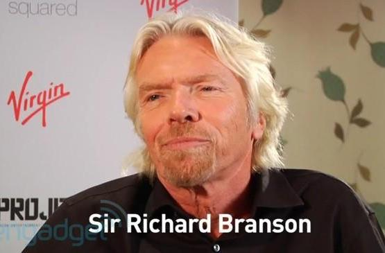 The Engadget Interview: Sir Richard Branson on Project and the iPad