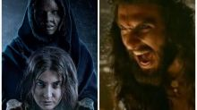 Anushka Sharma's Pari Teaser has got even Khilji aka Ranveer Singh SCARED