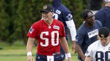 Former Alabama QB Mac Jones earns interesting nickname with Patriots teammates