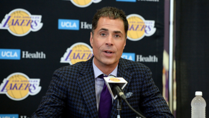 Pelinka: Lakers are like Taylor Swift