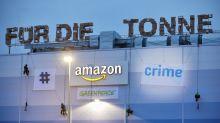 Greenpeace-Demonstranten beenden Protest auf Amazon-Lager
