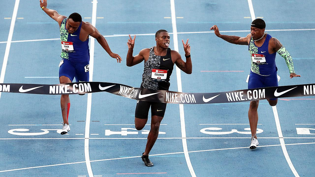 World's fastest man facing Olympics ban over doping scandal