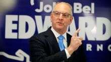 John Bel Edwards, the Deep South's only Democratic governor, wins reelection in Louisiana
