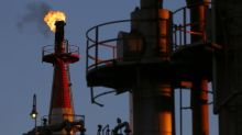 Oil prices drop off three-year highs but strong demand supports
