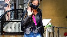 Sarah Jessica Parker Wore the Denim Brand That's About to Blow Up