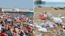 Tourists spark fury with 'disgusting' beach act amid coronavirus crisis