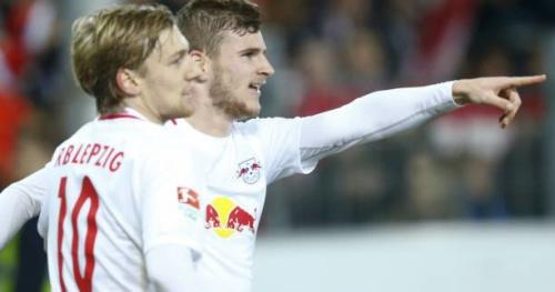 Foot - ALL - Timo Werner forfait contre l'Azerbaïdjan