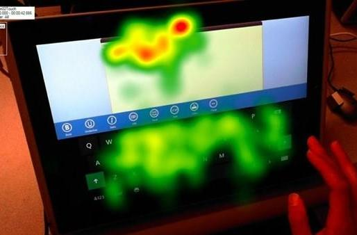 Microsoft delves into Windows 8 touchscreen keyboard design, wants us to be extra-comfy