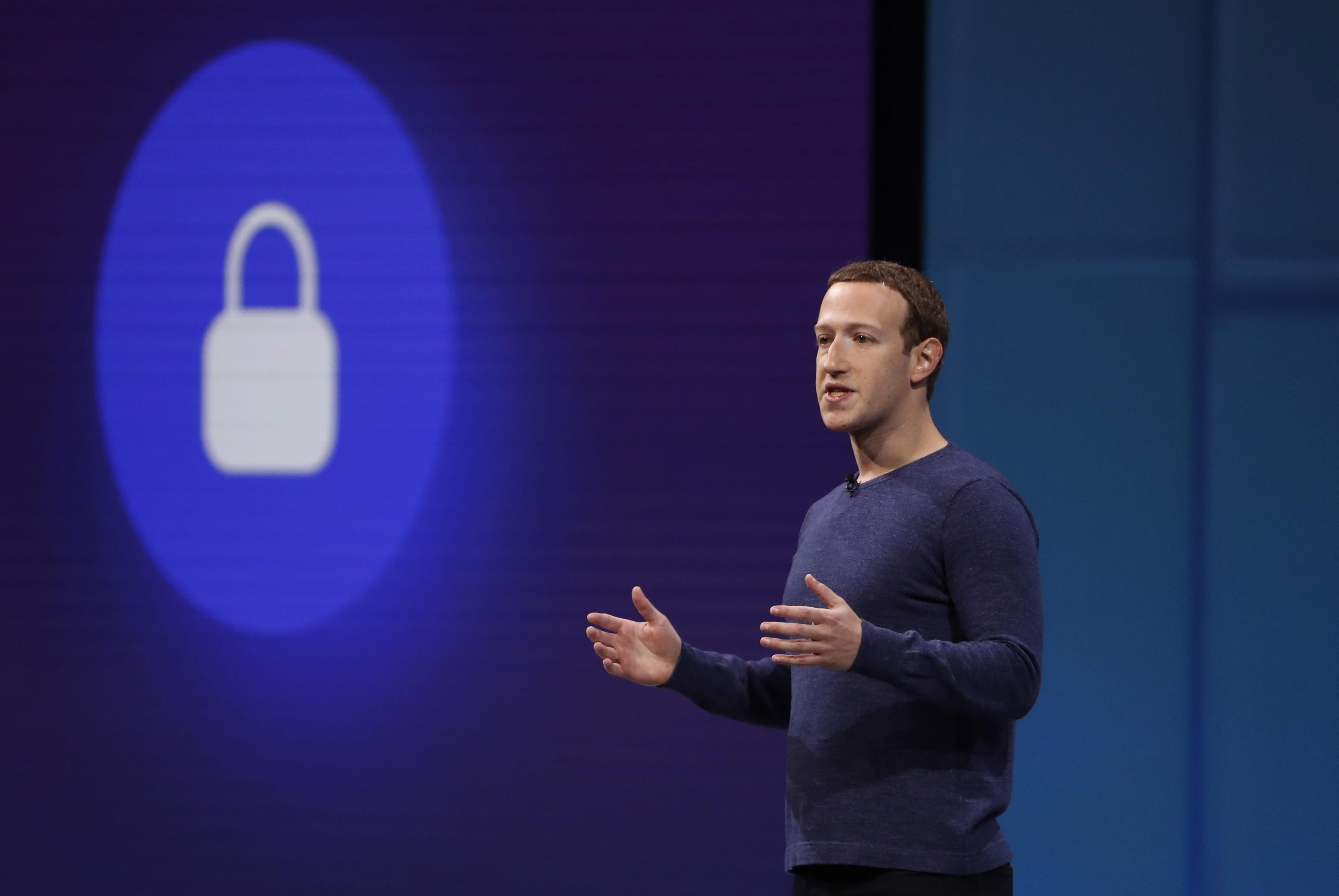 News post image: Facebook stock tumbles despite earnings beat