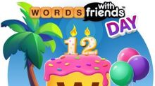 Zynga Announces 'National Words With Friends Day' with Inaugural In-Game Festival Celebrating Iconic Game Franchise's 12th Birthday