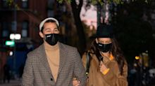 Katie Holmes and Her Boyfriend Keep Twinning in This A-List Face Mask