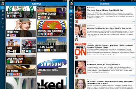 Daily iPad App: Thirst aggregates the news so you don't have to