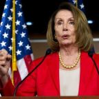 Pelosi says Trump put her life in danger by leaking information about her commercial flight to Afghanistan