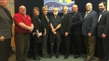Comber doctor who makes house calls receives award for service