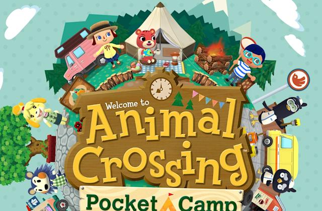 'Animal Crossing: Pocket Camp' adds gardening to its list of chores