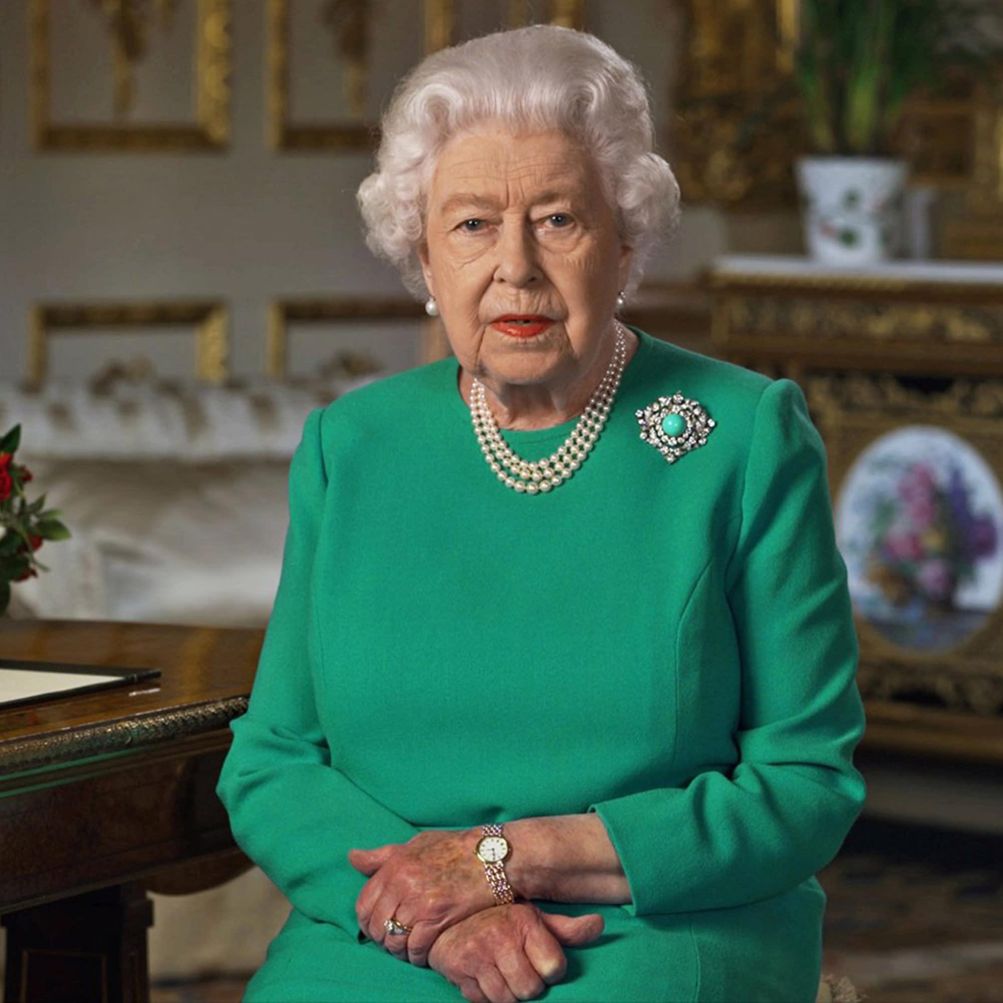 Queen Elizabeth II calls for 'good-humored resolve' as ...