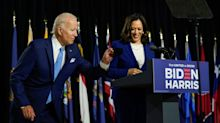 'Open and shut': Kamala Harris argues case is clear against Trump in introduction as Biden's running mate