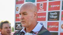 McGregor 'comfortable' with NRL pressure