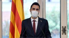 Presidente do Parlamento catalão acusa governo espanhol de espionagem