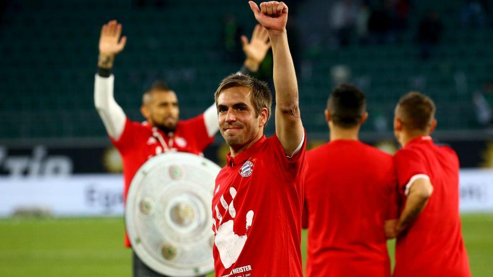 Bayern München: Lahm vor seinem letzten Spiel nervös