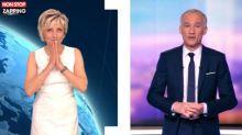 Evelyne Dhéliat : Gilles Bouleau lui souhaite son anniversaire en direct (Vidéo)