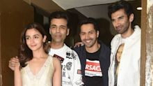 Pics: Star-studded screening of 'Kalank'