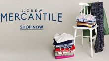 Update your wardrobe for winter: J.Crew Mercantile clothing is up to 40% off, today only!
