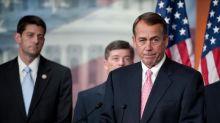House Speaker shuffle
